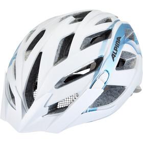 Alpina Panoma 2.0 L.E. Casque, white-blue metallic